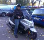 2008 Kymco Xciting R 300i